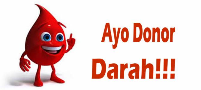Kenapa harus Donor Darah?