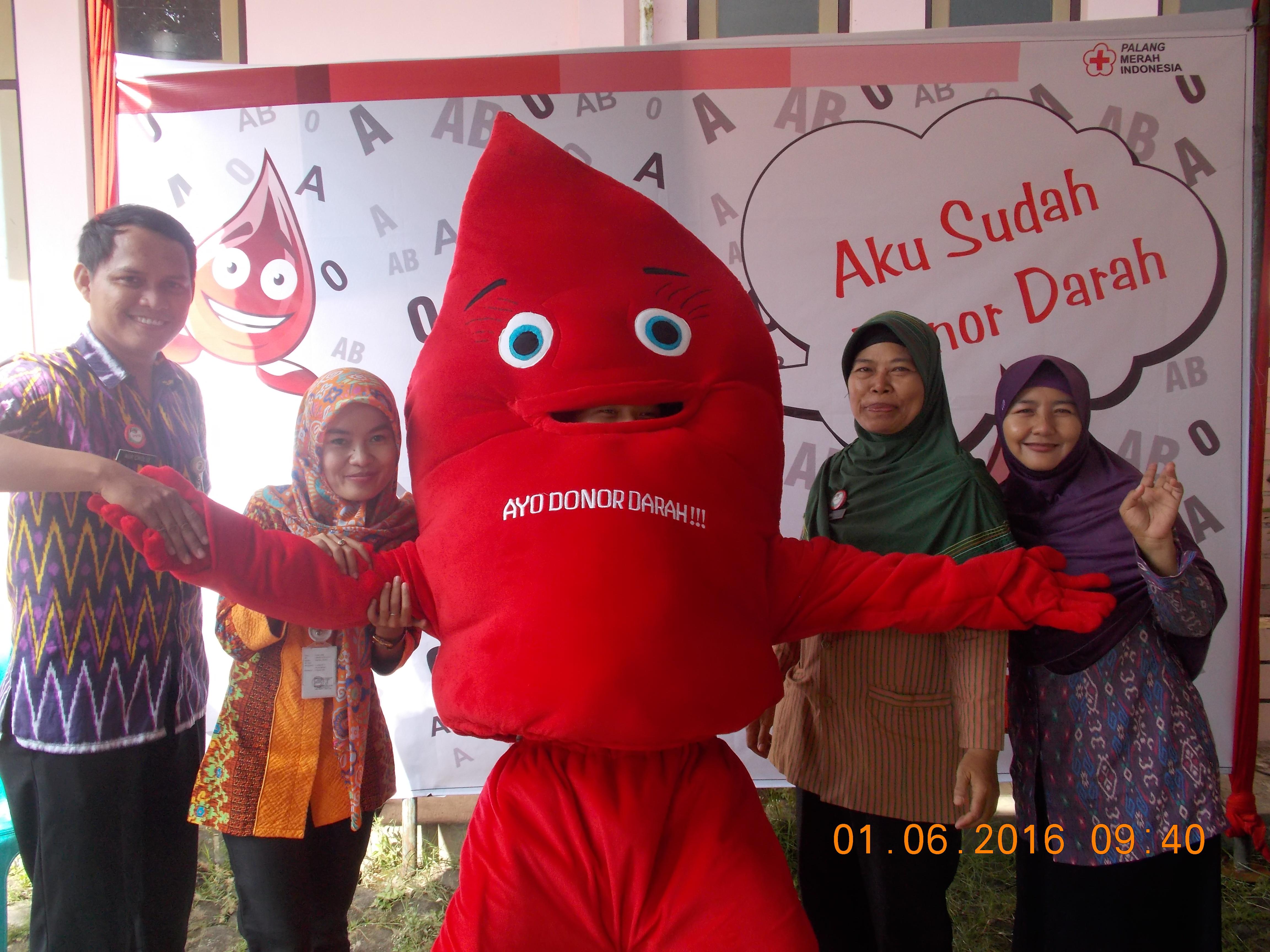 Syarat Donor Darah