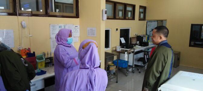 PRAKTIK KERJA LAPANGAN PRODI D3 Teknologi Bank Darah Poltekkes Kemenkes Semarang